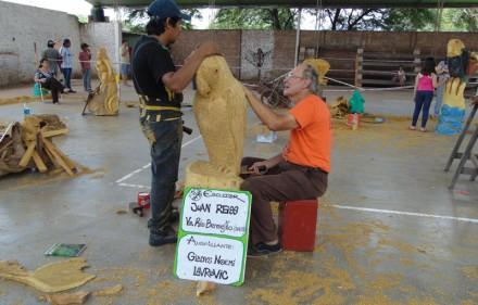022_Encuentros de escultores en maderas y hierro en bermejito (8)