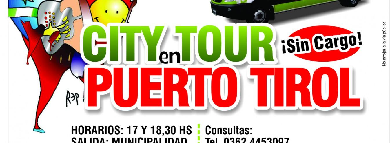 flyer city puerto tirol