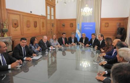 reunion ministro del interior