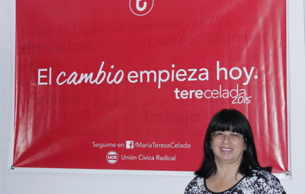 Maria Teresa Celada