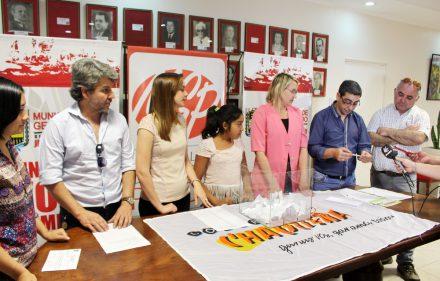 Bingo interinstitucional en Pinedo