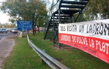 Boudou en La Plata