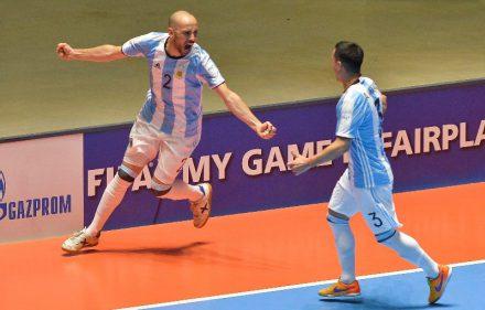 futsal . seleccionado argentino