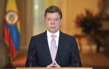 El presidente de la República, Juan Manuel Santos devolverá el Acto Legislativo de la Reforma a la Justicia por encontrarlo inconstitucional e inconveniente. (Colprensa - Presidencia de la República)