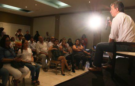 Eduardo Aguilar sobre el lanzamiento del FCHMM