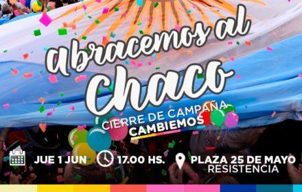 CIERE CAMPANA CAMBIEMOS CHACO