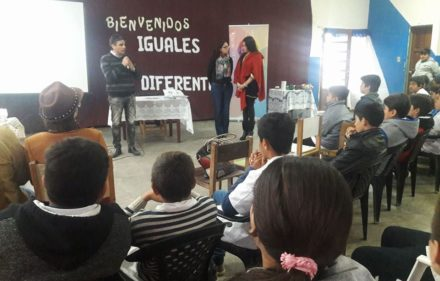 Dumrauf charla Concepción del Bermejo