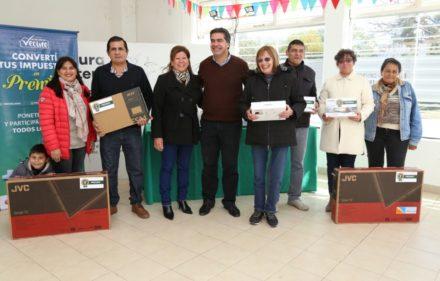 Entrega premios Domo 4