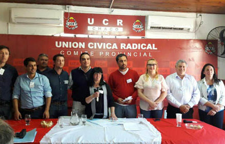 Foro concejales UCR