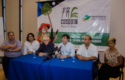 PRE COSQUIN CONFERENCIA DE PRENSA