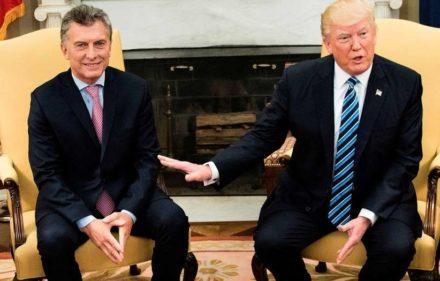 Macri-Trump
