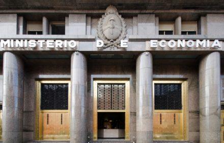 ministerio de economía nacion