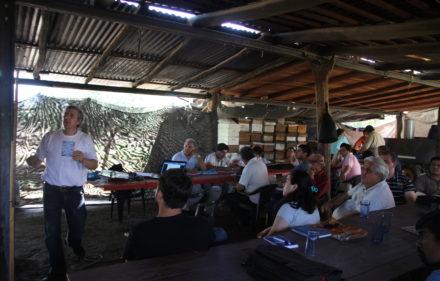 San Fernando del Valle de Catamarca, Capacitacion a apicultores. 28,29 y 30 de octubre del 2013.