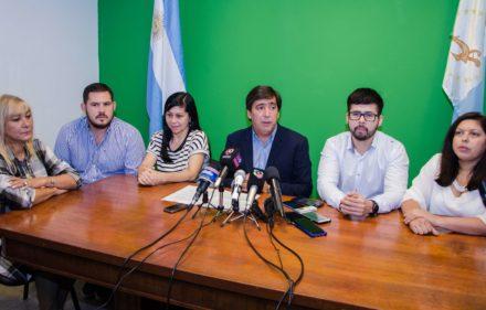 CODIGO AMBIENTAL CONFERENCIA DE PRENSA