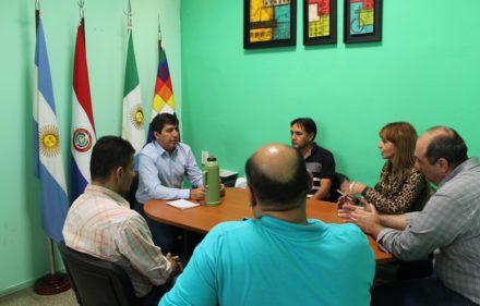 thumbnail_Gustavo Martínez se reunió con referentes de la Asociación de la Caja Municipal