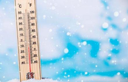 Frío-termómetro_