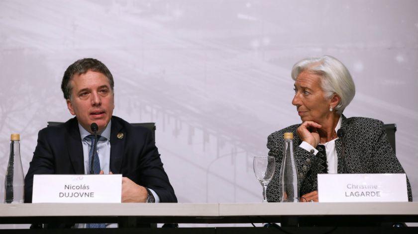 la-titular-del-fmi-christine-lagarde-y-el-ministro-nicolas-dujovne-esta-manana-en-conferencia-de-prensa-en-la-reunion-del-g20-340704