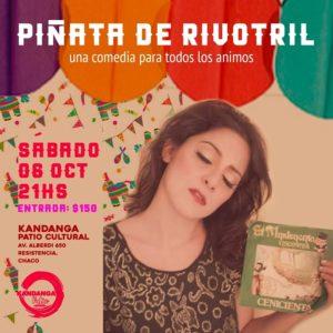 Piñata de Rivotril