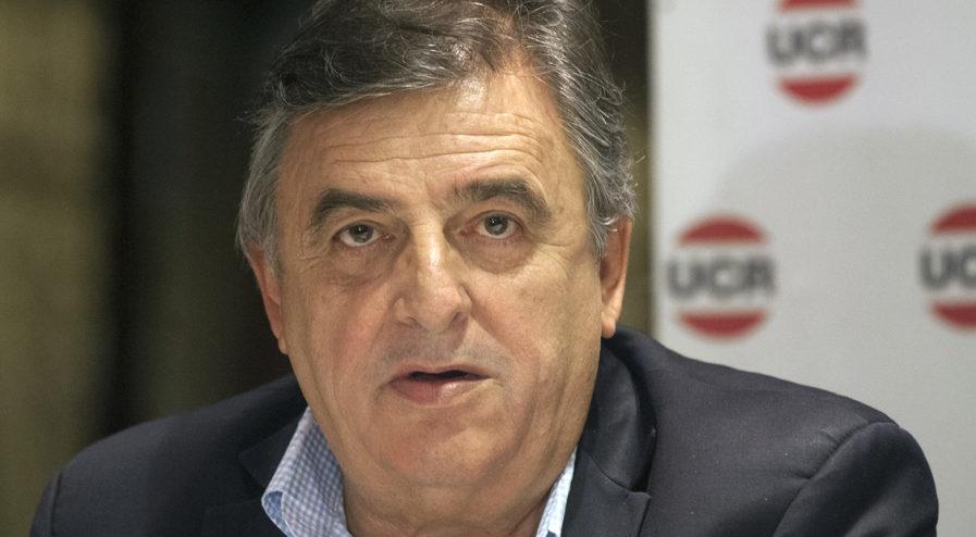 Buenos Aires 19 octubre 2018 Conferencia de prensa de la UCR en el hotel Presidente en la cerreto 850  foto Rolando Andrade Stracuzzi ley 11723