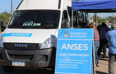 ANSES UNIDAD MOVIL