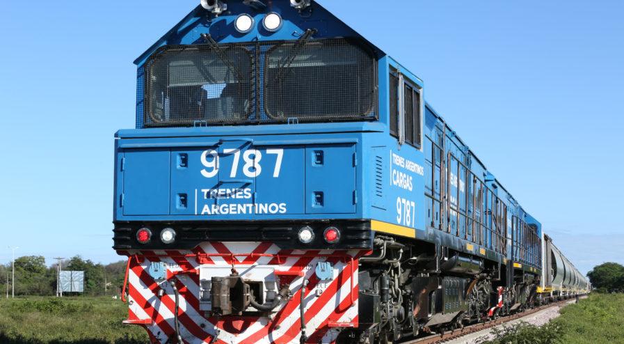Tren Belgrano Cargas