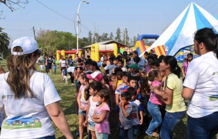 FIESTA DE LOS CHICOS EN COLONIA BARANDA 1
