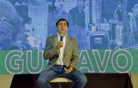 GUSTAVO PRESENTACION CANDIDATURA