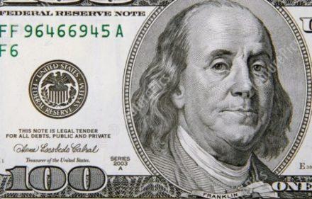 dolar un billete