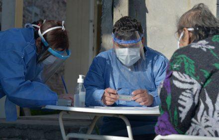 coronavirus testeo
