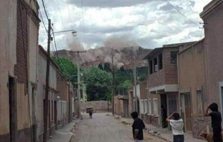 el-sismo-ocurrio-las-1340-y-genero-desprendimiento-rocas-cerros-aledanos