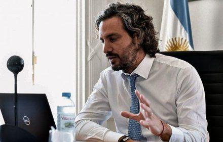 el-jefe-gabinete-santiago-cafiero-se-refirio-la-inflacion