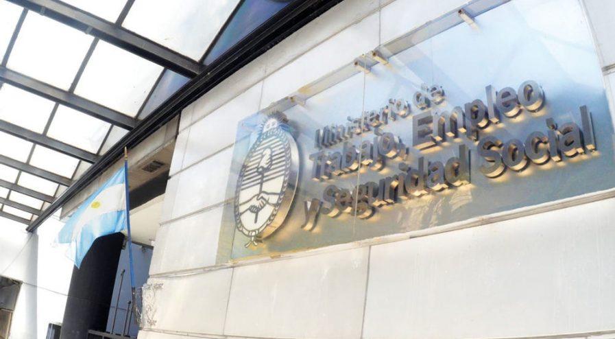 Ministerio de Trabajo Nación